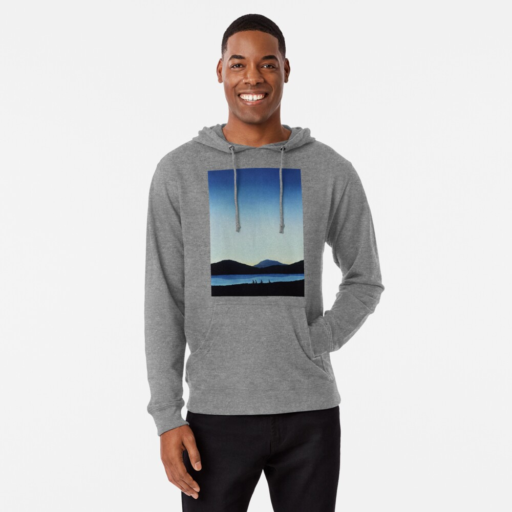 Stand by Me Lightweight Hoodie