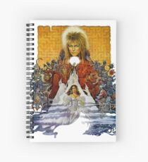 Labyrinth Spiral Notebook