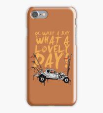 Mad Max iPhone Case/Skin
