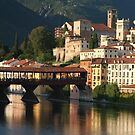 Bassano del Grappa, Italy by middleofaplace