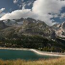 Marmolada Glacier by middleofaplace