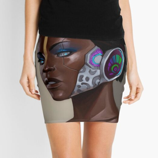 The Minos - No Branding Mini Skirt