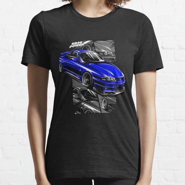 Nissan SKYLINE R33 GT-R Essential T-Shirt