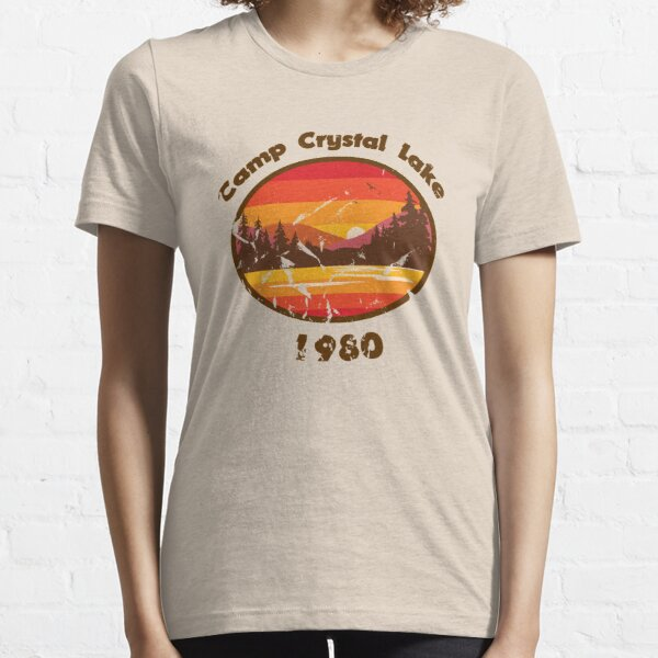 Camp Crystal Lake - Vendredi 13 T-shirt essentiel