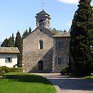 Abbey of Piona - Facade by sstarlightss