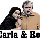 Carla and Roy by pickledjo