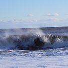 Waves by Martha Medford
