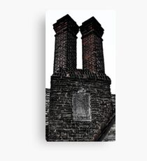 Smoke Stack Canvas Print