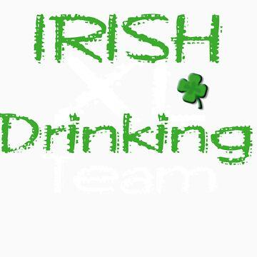 Irish Drinking Team by JMLcrazy