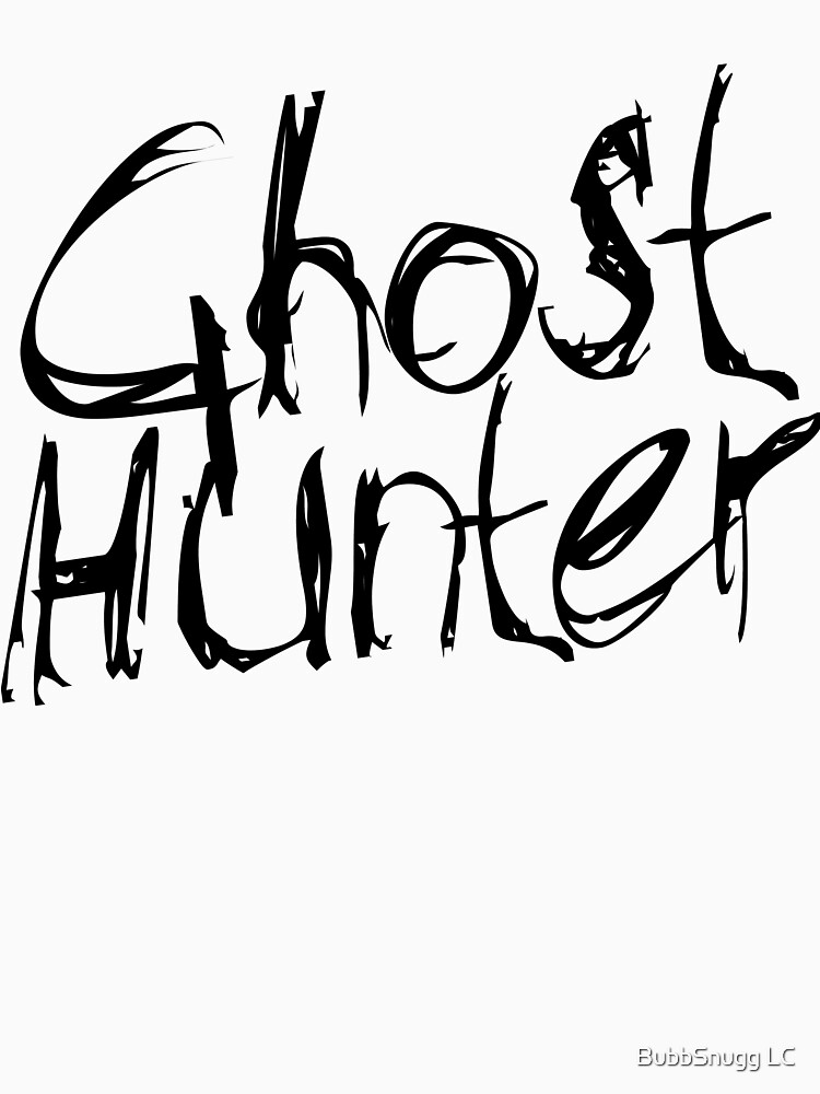 Ghost hunter by Boogiemonst