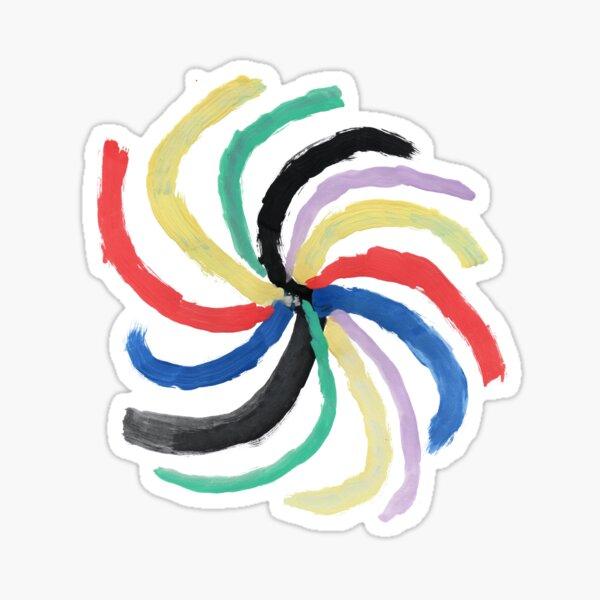 Galaxie Sticker