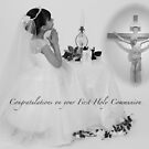 First Holy Communion by ZeeZeeshots