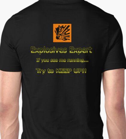 Explosives Expert T-Shirt