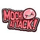 «Logo Mochi Attack» de Mochi Attack