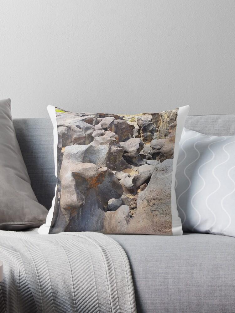 Fossil Falls by Steve Hunter
