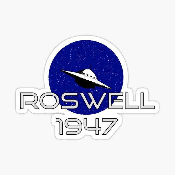 Roswell 1947 Sticker
