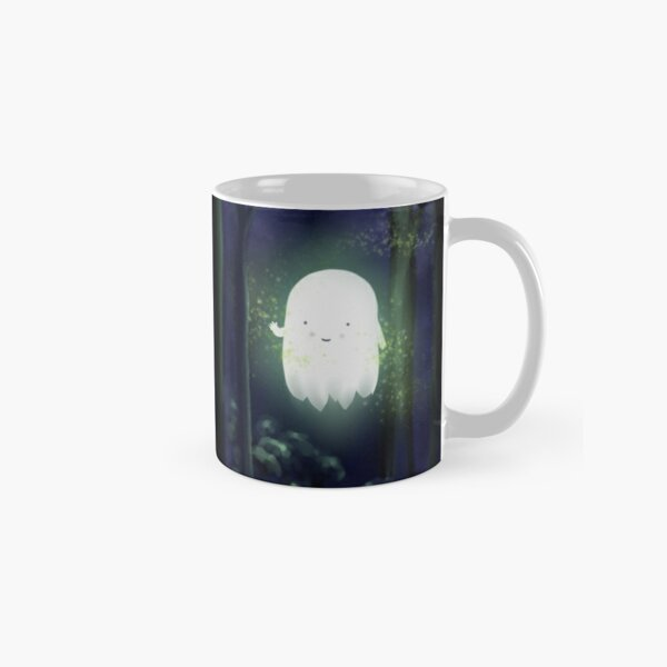 Little Ghost in the woods Classic Mug