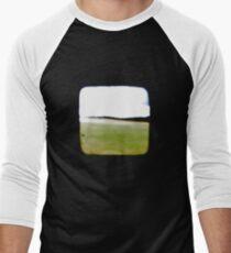 Just a Blur - TTV Men's Baseball ¾ T-Shirt