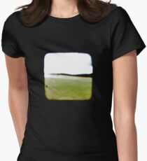 Just a Blur - TTV Women's Fitted T-Shirt