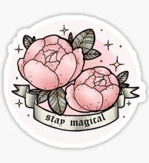 Magisch bleiben Sticker