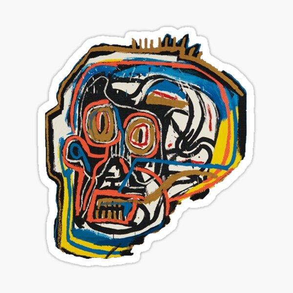 FACE OF ART  Sticker