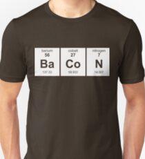 249cdb87 Periodic Table of Bacon Unisex T-Shirt
