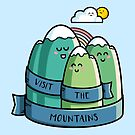 Visit the mountaints by Fiona Reeves