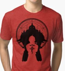 Camiseta de tejido mixto Alquimista de FM