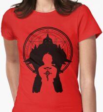 FM Alchemist Tailliertes T-Shirt für Frauen