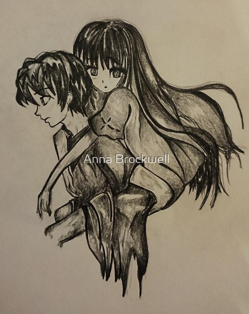 Anime Love by Anna Brockwell
