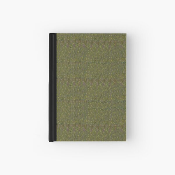 Wild grasses by Fern Smith Hardcover Journal