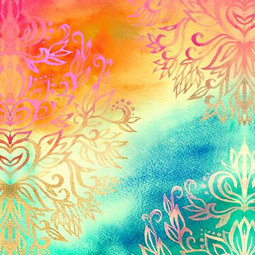 Watercolor Wonderland by micklyn