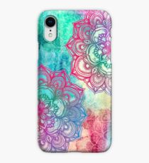 Round and Round the Rainbow iPhone XR Case