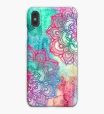 Round and Round the Rainbow iPhone XS Max Case