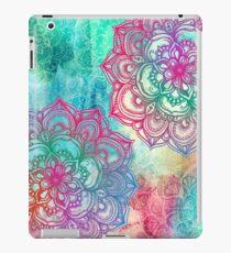 Round and Round the Rainbow iPad Case/Skin