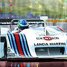1982 Lancia LC1 Martini by Yuriy Shevchuk