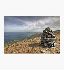 Burren Scenic View Photographic Print
