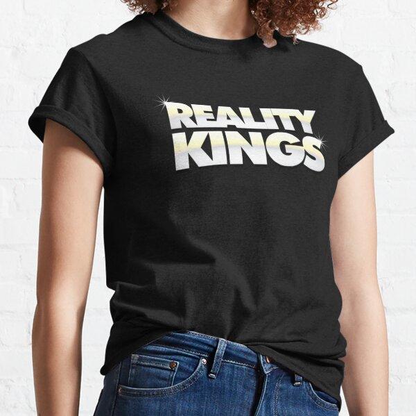 Rois de la télé-réalité T-shirt classique