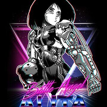Motorball Battle Angel de Retro-Freak