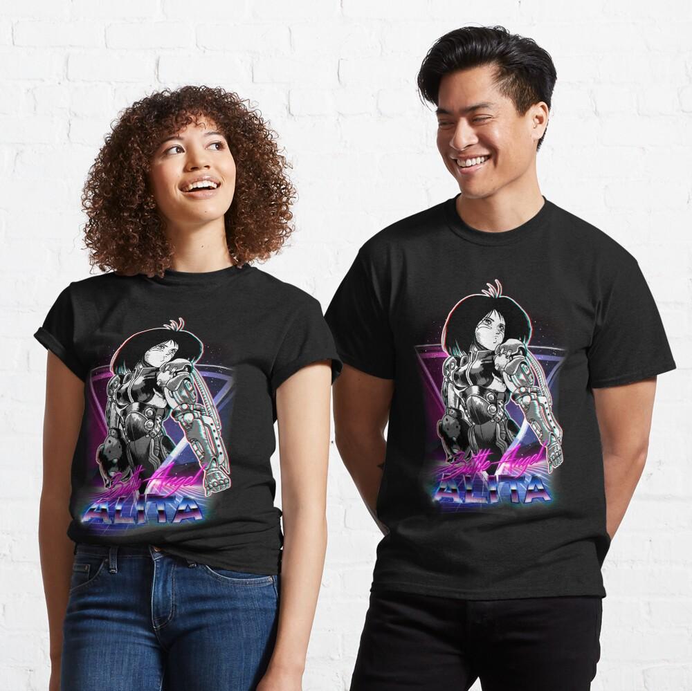 Motorball Battle Angel Classic T-Shirt