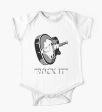 the rock t-shirt Kids Clothes