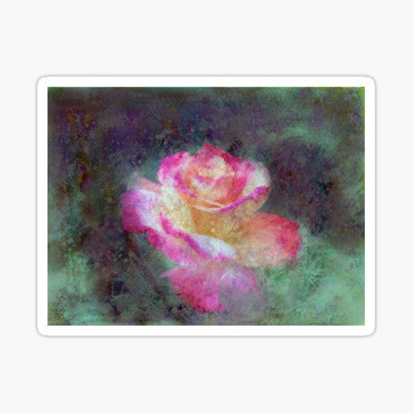 Mirage Rose Sticker