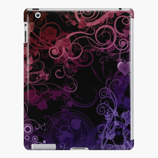 Muted Roses iPad Snap Case