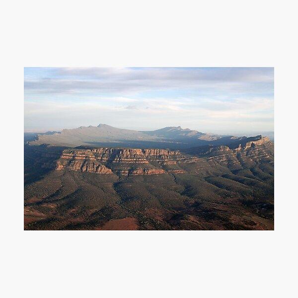 Wilpena Pound, Flinders Ranges, South Australia Photographic Print