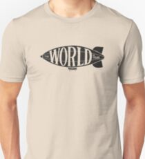 Who's World Is This? Slim Fit T-Shirt