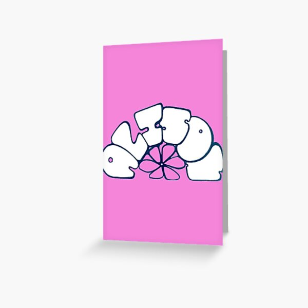 Is Your Name Alison? Greeting Card