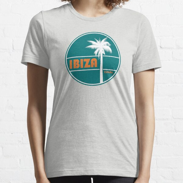 Retro Ibiza Summer Essential T-Shirt