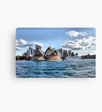 Sydney Harbour Cruise Canvas Print