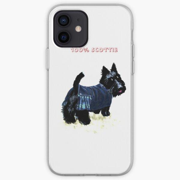 100% Scottie iPhone Soft Case