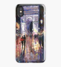 Paris Miting Point Arc de Triomphie iPhone Case/Skin